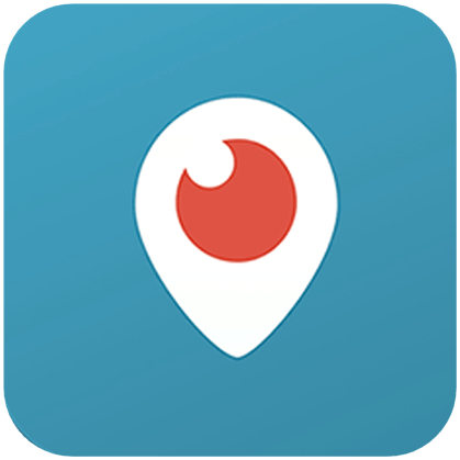 Periscope icon.
