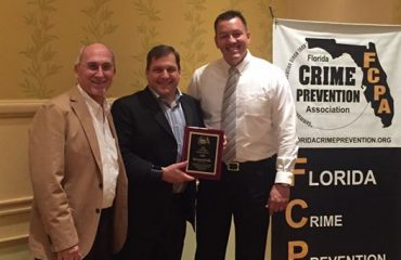 B-SAFE Crime Prevention Award